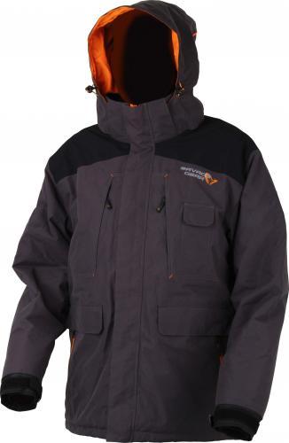 Savage Gear ProGuard Thermo Jacket Black/Grey roz. XL (47902)