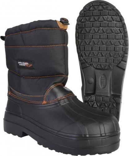 Savage Gear Polar Boot Black roz. 43 (49406)