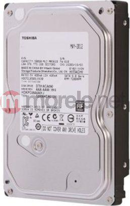 Dysk Toshiba 3.5'', 1TB, SATA/600, 7200RPM, 32MB cache (DT01ACA100)