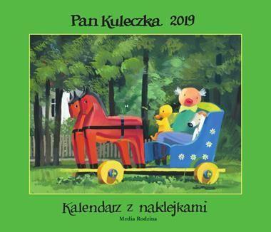 Media Rodzina Kalendarz 2019 Pan Kuleczka