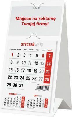 Avanti Kalendarz 2019 KBM Biurkowy Mini