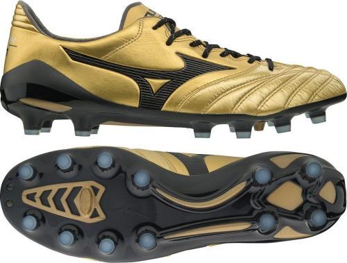Mizuno Buty piłkarskie Morelia Neo II MD złote r. 44.5 (P1GA185350)