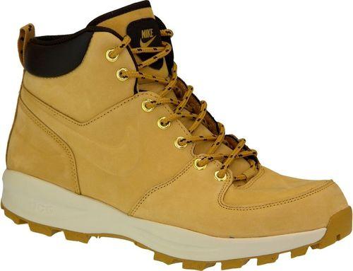Nike Buty męskie zimowe Manoa żółte r. 45 (454350-700)