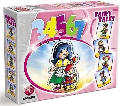 Maxim Puzzle 34567 BAJKI