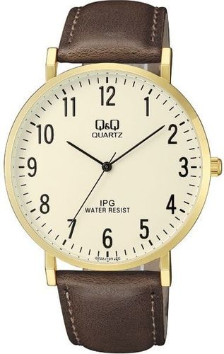 Zegarek Q&Q Męski QZ02-103 Klasyczny Slim
