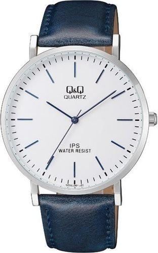 Zegarek Q&Q Męski QZ02-301 Klasyczny Slim