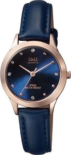 Zegarek Q&Q Damski QZ05-102 Klasyczny Cyrkonie