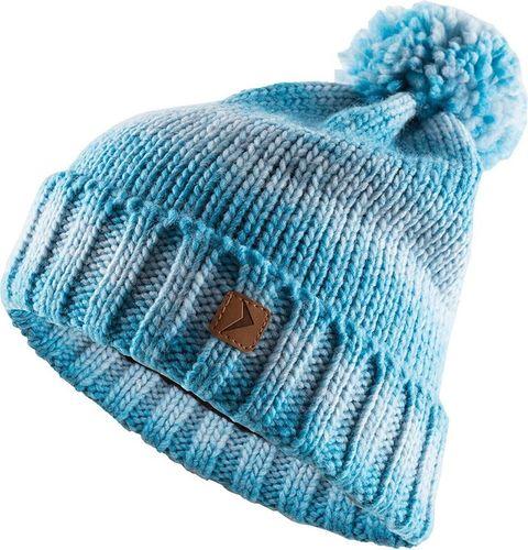 Outhorn Czapka damska niebieska r. L/XL (HOZ18-CAD606)
