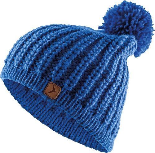 Outhorn Czapka damska niebieska r. L/XL (HOZ18-CAD615)