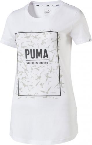 9bfba0e11 Puma Koszulka damska Fusion Graphic biała r. XL