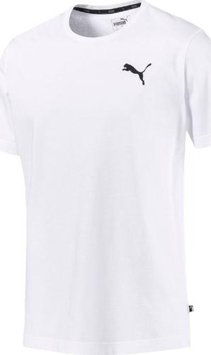 Puma Koszulka męska ESS Small Logo biała r. XXL