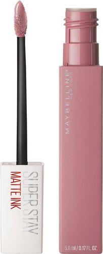 Maybelline  Matiniai lūpų dažai Maybelline New Super Stay York Matte Ink 5 ml, 10 Dreamer