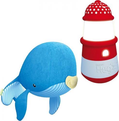 Tm Toys Ocean Hugzzz. Wielorybek + latarnia morska (DKM 6869)