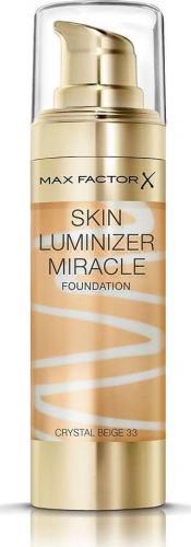 MAX FACTOR Skin Luminizer Foundation Podkład Rozświetlający 35 Pearl Beige 30ml