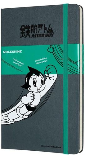MOLESKINE Notes linia L Astro Boy