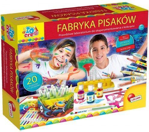 Lisciani Fabryka pisaków 68906