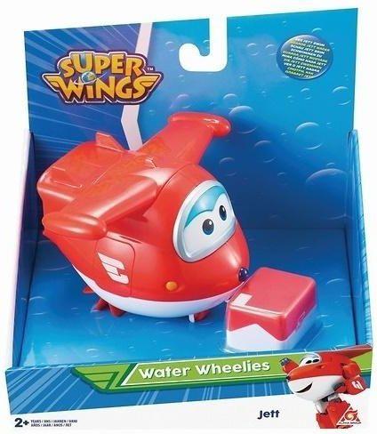 Cobi Super Wings Pojazd do wanny Jett