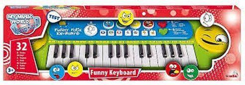 Simba MMW Zabawny keyboard Simba