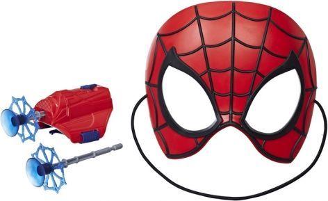 Hasbro  Zestaw bohatera Spider-man (E2844)
