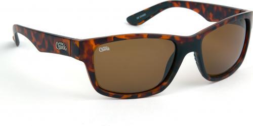FOX Chunk Sunglasses Tortoise / Brown Lense (CSN042)