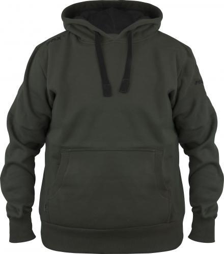 FOX Green / Black Hoodie - L (CPR806)
