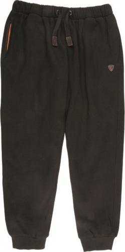 FOX Black / Orange Heavy Lined Joggers - L (CPR725)