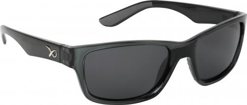 Fox Matrix Glasses - Casual Trans Black / Grey Lense (GSN002)