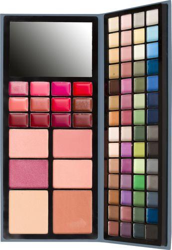 IDC Zestaw makijażowy Pin Up Glamour Beauty Book