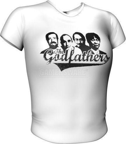 Modern League GODFATHERS Top biała (L) ( 6095-L )