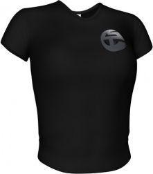 Turtle Entertainment : Koszulka Top damska ESL czarna (M) ( 7006-M )