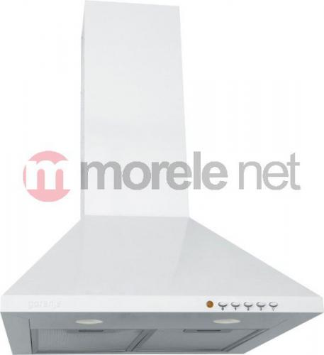 Okap kominowy Gorenje DKP 500 WH
