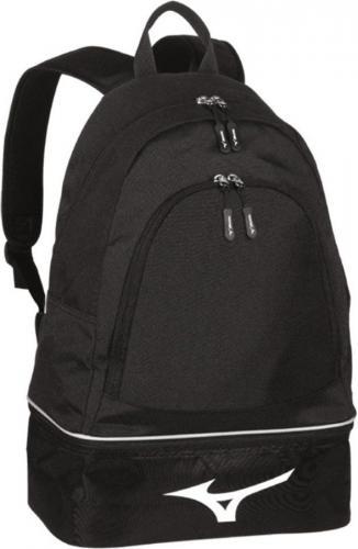 Mizuno Plecak sportowy Back Pack Black/White (33EY7W9309)