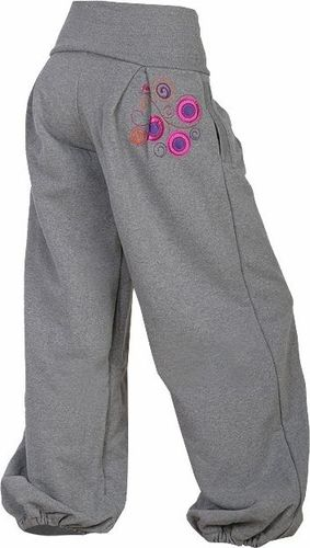Feelj Spodnie Flow KIDS - szare