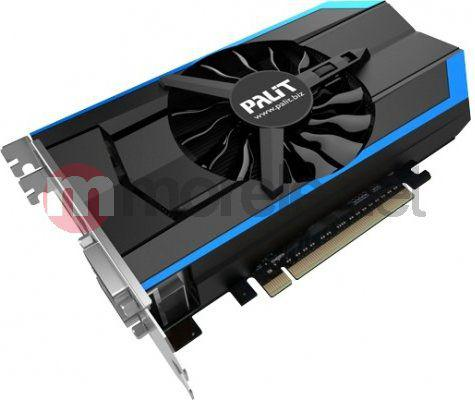 Karta graficzna Palit GeForce GTX 660 2GB DDR5 (192 Bit), HDMI, DP, DVI, BOX (NE5X66001049F)