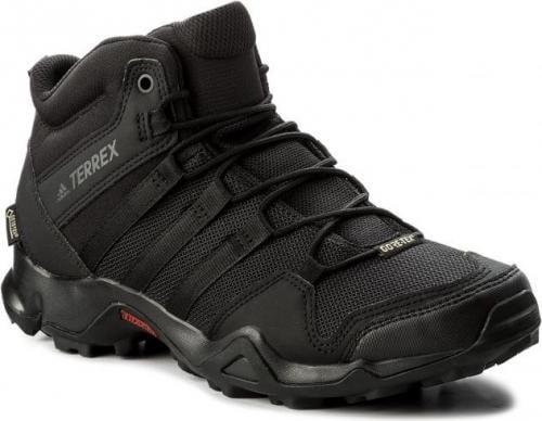 Adidas Buty męskie Terrex AX2R Mid GTX czarne r. 44 2/3 (CM7697)