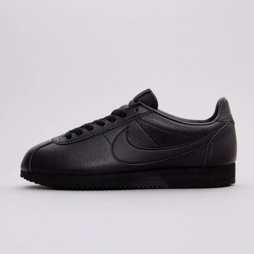 Nike Buty męskie Cortez Classic Leather czarne r. 42 (749571-002)