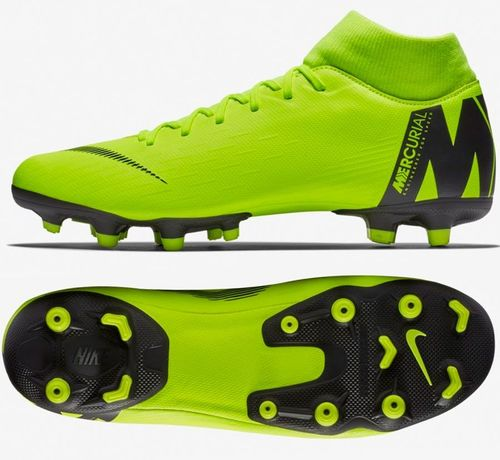 separation shoes 559c0 e120d Nike Buty Nike Mercurial Superfly 6 Academy MG AH7362 701 AH7362 701 żółty  45 1