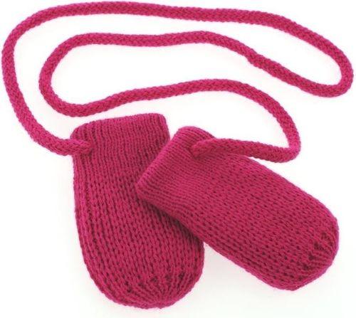 Proman Rękawiczki niemowlęce łapki R-001J