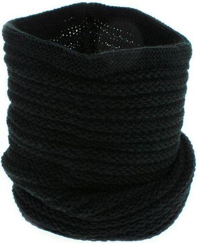 Proman Szal-komin dziecięcy K 126B czarny