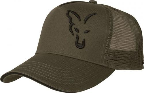 FOX Green/Black Trucker Cap (CPR926)