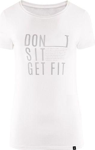 Outhorn Koszulka damska biała r. XS (HOZ18-TSD607 10S)