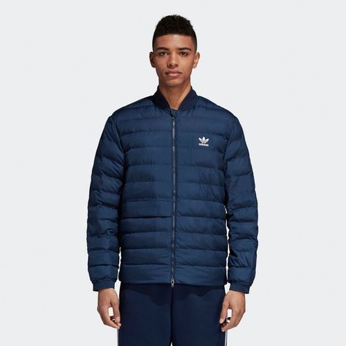 Adidas Kurtka męska SST Outdoor niebieska r. L (DJ3192)
