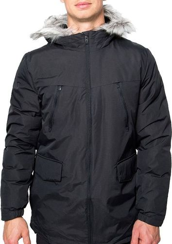Adidas Kurtka adidas Synthetic Filled Jacket Fur AP9551 AP9551 czarny XXL