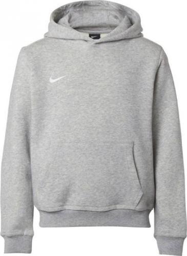 Nike Bluza dziecięca Team Club Hoody Youth Junior szara r. M (658500-050)