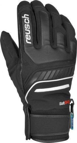 REUSCH rękawice narciarskie Thunder R-TEX® XT MEN czarne r. 8.5