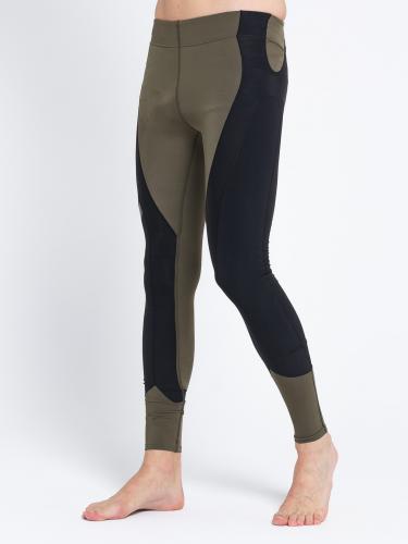 Skins Spodnie męskie DU0071001 oliwkowe  r. L