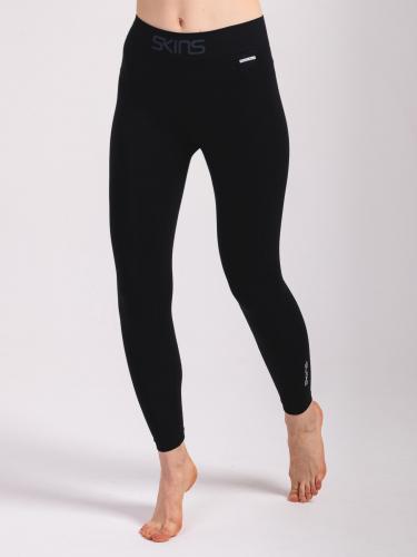 Skins spodnie damskie Base 7/8 czarne r. S