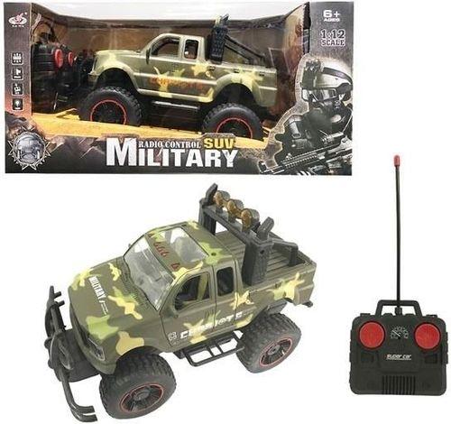 Askato Jeep wojskowy RC z ładowarką