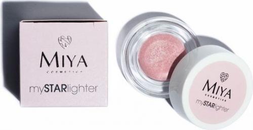Miya MIYA_MyStarLighter naturalny rozświetlacz w kremie Rose Diamond 4g