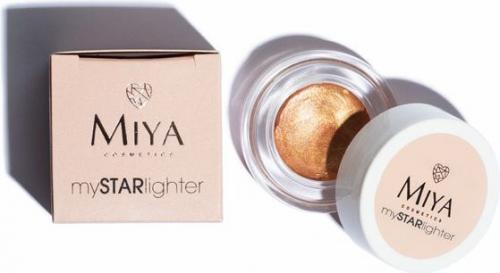 Miya MIYA_MyStarLighter naturalny rozświetlacz w kremie Sunset Glow 4g